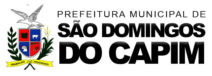 Prefeitura Municipal de São Domingos do Capim