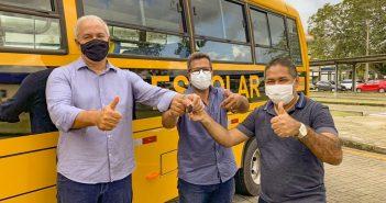 SEMED – Novo Ônibus Escolar