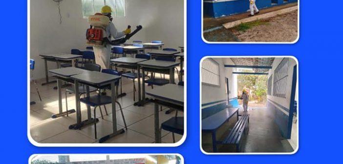 SEMED – Volta às aulas com segurança!